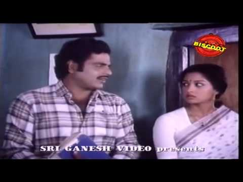 Elu Suttina Kote Kannada Movie Dialogue Scene Ambarish And Gouthami video