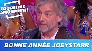 Gilles Verdez souhaite une bonne année à JoeyStarr !