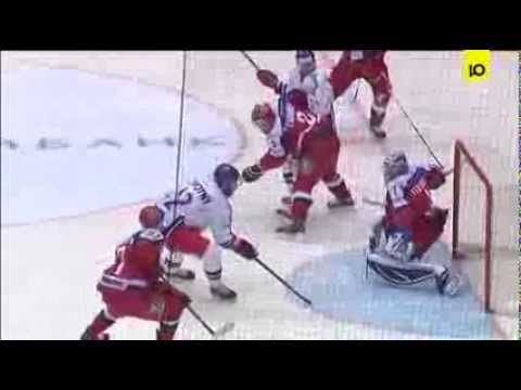 RUSSIA - CZECH REP. 1:2 █ Rusko Česko █ Россия Чехия █ Channel One Cup 2013 Cesko