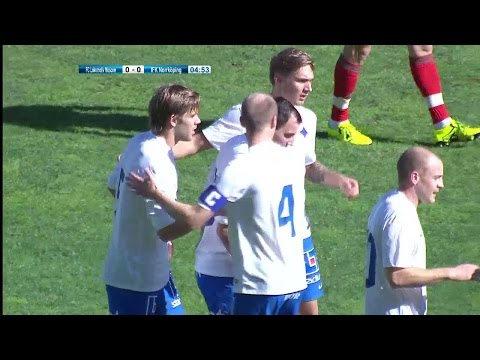 Se målen när Norrköping kryssade mot Lokomotiv Moskva - TV4 Sport