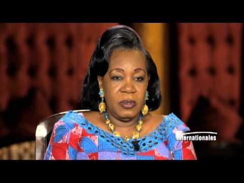 Catherine Samba-Panza sur TV5MONDE : En RCA,