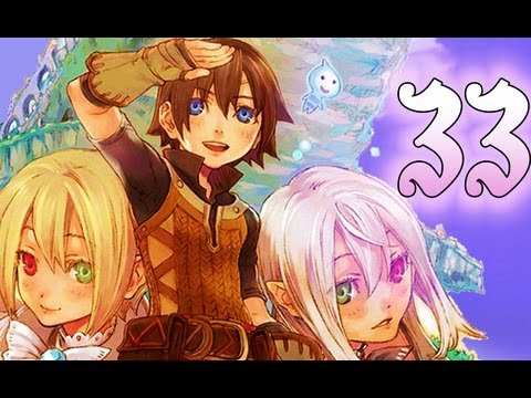 Rune Factory Frontier (Wii) Playthrough 【33】 : Lava Ruins