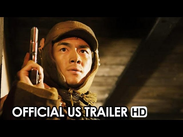 THE TAKING OF TIGER MOUNTAIN Official US Trailer (2015) HD