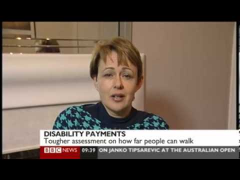 Govt Too Strict on Disabled Payments- Paralympic Tanni Grey-Thompson