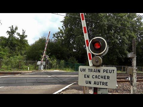 Passages à niveau autour de Paris