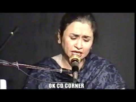 Aey Ishq Hamein Barbaad Na Kar - Nayyara Noor video