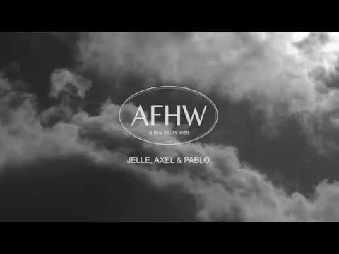 AFHW - Jelle, Axel & Pablo.