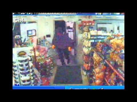 Robbery suspect, Miramichi