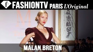 Malan Breton Spring/Summer 2015 Arrivals | New York Fashion Week NYFW | FashionTV