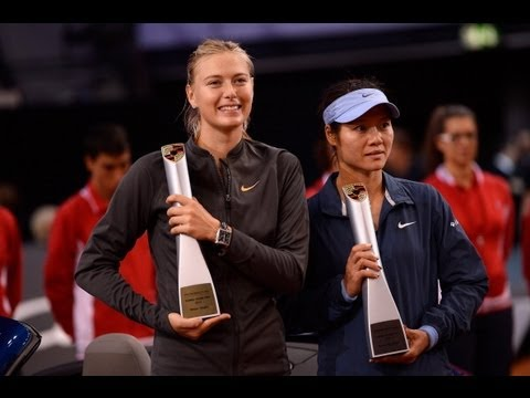 2013 Porsche Tennis Grand Prix Final WTA Highlights