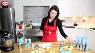 Dr. Oetker Cupcake Tutorial with Ruth Clemens