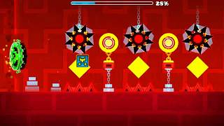 Geometry Dash - All of saRy's levels