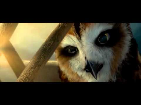 the legend of guardians.......owlcity