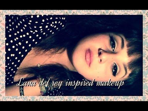 "●Tutorial n°18● ""Lana Del Rey Inspired Make Up"" ●"
