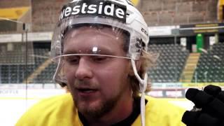 Playoff-Interview: Heute mit Calle Andersson