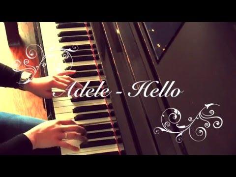Adele - Hello (Piano Cover Instrumental) - Doriet Begemann