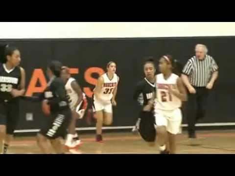 HSF Girls Basketball Northeastern