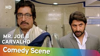 Mr Joe B. Carvalho - Arshad Warsi - Shakti Kapoor - Hit Comedy Scene - Shemaroo Bollywood Comedy