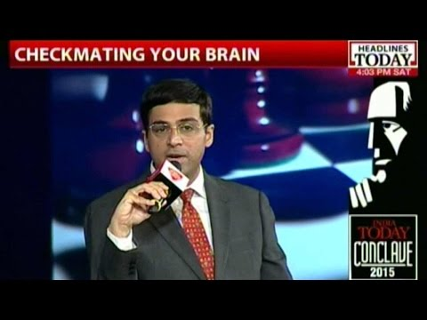 India Today Conclave: Tiger Of Madras, Viswanathan Anand