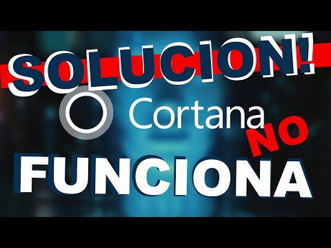 Windows 10 - Cortana no funciona! Solucion -  No se admite en la region