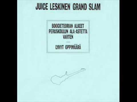 Juice Leskinen - Poliisikouluun