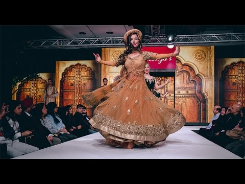 Asiana Bridal Show London 2016 Part 1