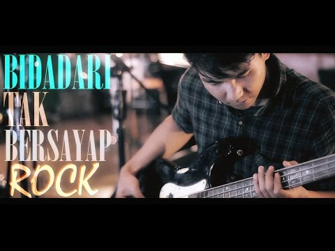 Anji - Bidadari Tak Bersayap - Rock Cover by Jeje GuitarAddict feat Oki (Official Music Audio)