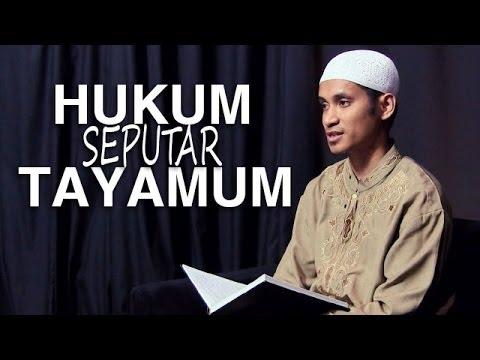 Serial Fikih Islam (13): Hukum Seputar Tayamum - Ustadz M. Abduh Tuasikal