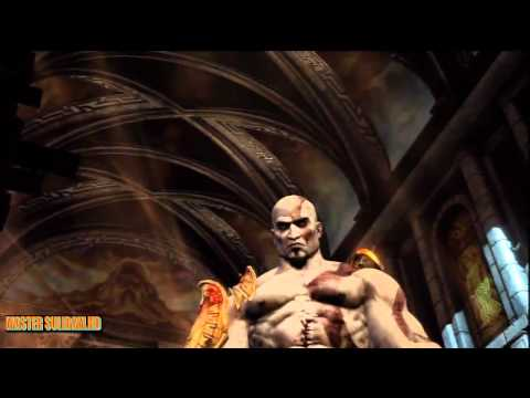 Dios de la guerra - God of war 3 Vs Hermes Movie HD (Sub español) Part 20