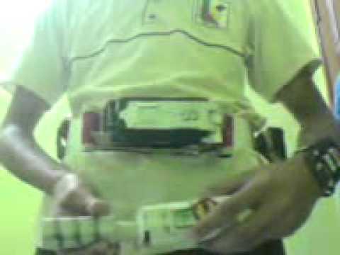 Kamen Rider Faiz Belt Papercraft Homemade-kamen Rider Faiz Gear