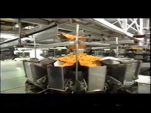 How they make Wise Cheez Puff Doodles and OnionRings