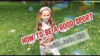 Are You a Good Sport with Judo Girl