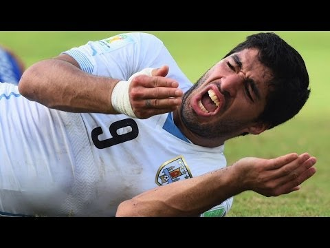 FIFA Bans Suárez For Four Months for Biting