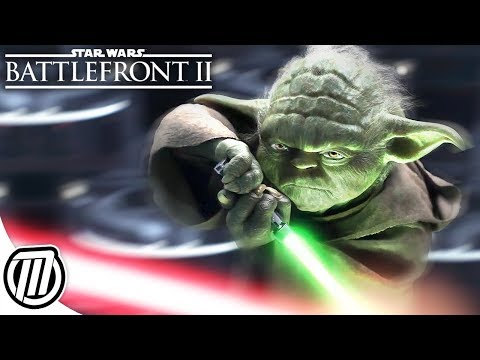 Star Wars Battlefront 2: Jedi vs Sith - BRUTAL HEROES v VILLAINS GAMEPLAY