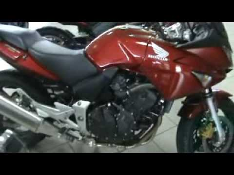 honda CBF 600 Video