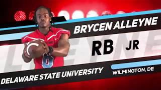 Brycen Alleyne #6 || RB/KR || Junior Year Highlight