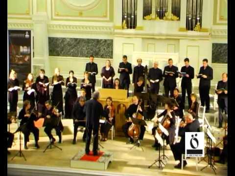 Иоганн Себастьян Бах - Фуга соль минор из кантаты BWV 131, 5 часть