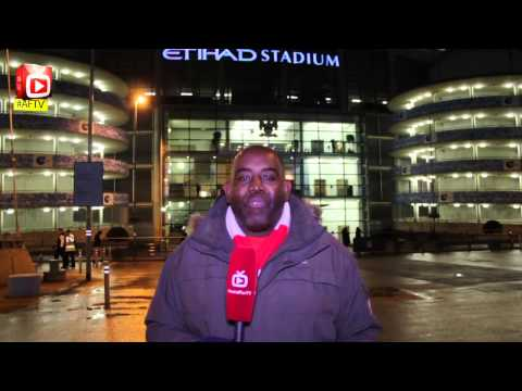 They Say We Cant Win Away At Big Clubs !!! - Man City 0 Arsenal 2