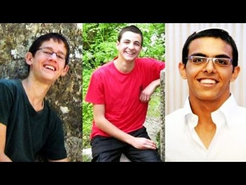 Three Israeli Boys Murdered: MESSAGE TO TERRORISTS & SYMPATHIZERS
