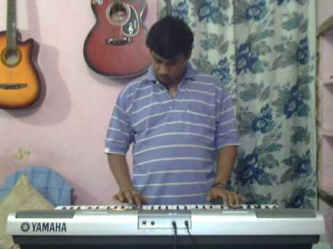 Lakri Ki Kati Solo On Keyboard video