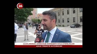 Nasreddin Hoca Kültür Sanat Festivali Festivali