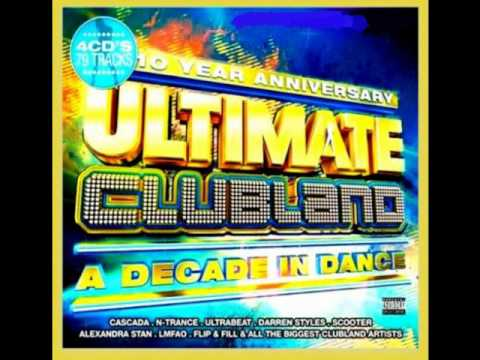 Download  musicasBAIXAR CD Ultimate Clubland A Decade In Dance