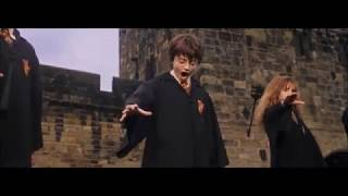 Harry potter 1 (le cour de vol)