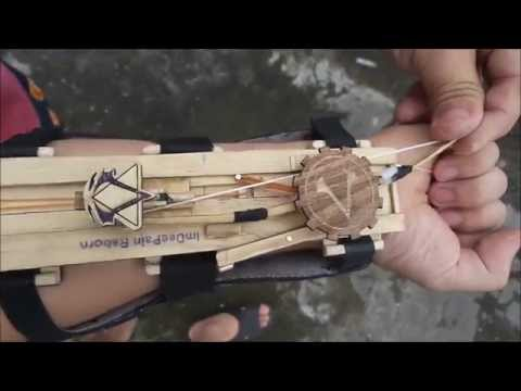 Assassin's Creed Unity Phantom Blade (Prototype A) Designed by ImDeePain Reborn