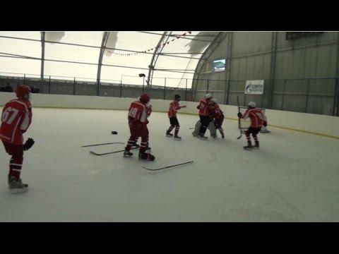 4-й тур 2-го этапа III первенства Омской области по хоккею среди дворовых команд «Омские орлята»