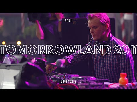 Avicii | Drops Only | Tomorrowland 2011 | We Rave You Throwback