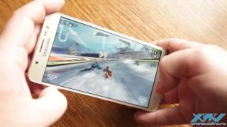 Видеообзор Samsung Galaxy J7 (2016) (XDRV.RU)