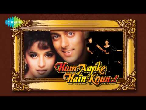 Maye Ni Maye | Hum Aapke Hain Koun | Hindi Film Song | Lata...