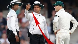 Top 7 Umpiring Blunders That Killed The ICC Match