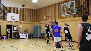 2019 Surrey Summer League - Khalsa vs n.W.o - Roundball BC Mens Basketball League